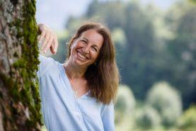 Sabine Kleene, Entschleunigungexpertin, Schritt-Tempo